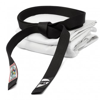 JUDO BELT IJF/SICE GREEN HILL